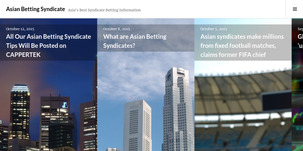 asian betting syndicates blue