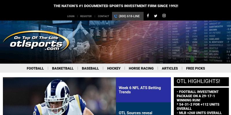 Otl sports betting